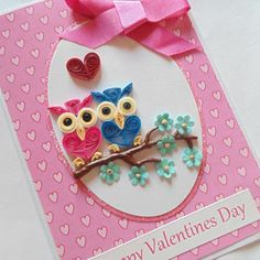 Image result for quilling cards