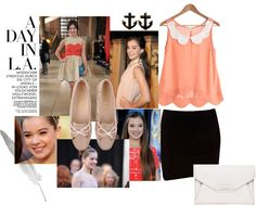 """Hailee Steinfeld"" by blogging-inbalenciaga on Polyvore"