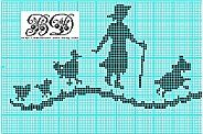 image-a.jpg  free pattern - child with animals - has another pattern to go with it.