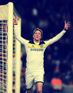 Glory for Nando, devastation for Messi in this game. Such mixed feelings. #Barcelona FC #Chelsea FC