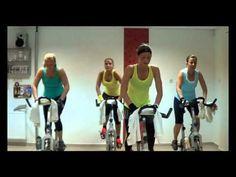 Spinning -A fogyás egyik legkiemelkedőbb eszköze - - YouTube