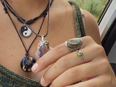 Hippie Jewelry, Cute Jewelry, Jewelry Rings, Jewelry Accessories, Jewlery, Look Hippie Chic, Hippie Style, My Style, Piercings