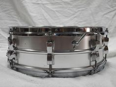 """Vintage Ludwig snare drum, circa 1960s, 5"""" by 14"""""""