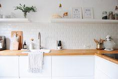 Die 11 besten Bilder von Küche ohne Hängeschränke in 2017 | Graue ...
