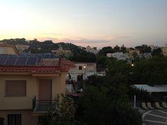 Sant'Agata sunset