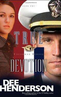 True Devotion (Uncommon Heroes, Book 1) by Dee Henderson http://www.amazon.com/dp/1414310625/ref=cm_sw_r_pi_dp_0pTcwb0V0G0EZ