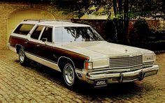 1976 Dodge Monaco Station Wagon