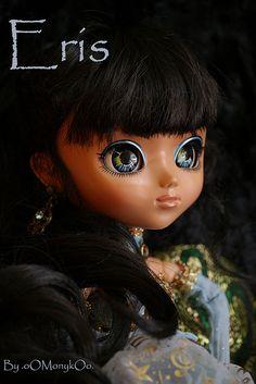 Eris | Os presento a Eris, nueva nena en casita, regalo del … | Flickr