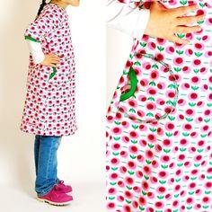 Ebook / Schnittmuster lillesol basic No.2 Tunika-Kleid