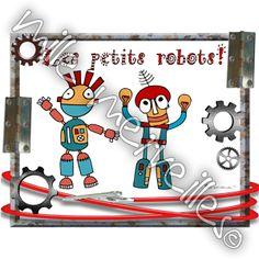 Collection des robots