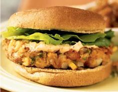 Southwest Pinto Bean Burgers with Chipolte Mayonnaise