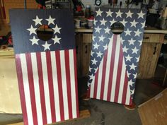 New Backyard Graduation Party Games Corn Hole Ideas Cornhole Designs, Painted Corn Hole Boards, Wood Crafts, Diy And Crafts, Rustic Crafts, Diy Wood, Diy Cornhole Boards, Cornhole Boards Painting, Cornhole Rules