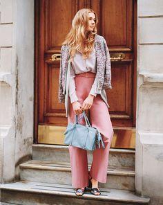 Style Inspiration: modern vintage