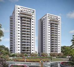 רן בלנדר אדריכלים - בנייה בקנה מידה גדול | Ran Blander Architects - Large Residential