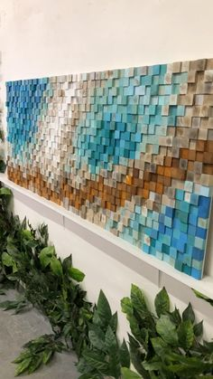 Large Wood Wall Art, Reclaimed Wood Wall Art, Rustic Wall Art, 3d Wall Art, Coastal Wall Art, Panel Wall Art, Abstract Wall Art, Beach Wall Decor, Wood Wall Decor