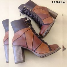 Falamos e pensamos em sapatos 24h por dia. E vocês? #botas #tanarabrasil #tanaraboots
