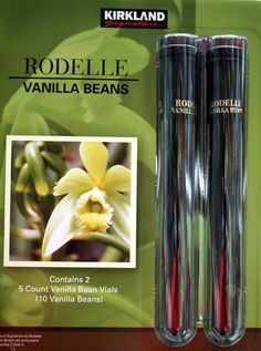 Found! Inexpensive Bulk Vanilla Beans