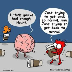 Heart and Brain Memes Humor, Funny Memes, Hilarious, Heart And Brain Comic, The Awkward Yeti, Akward Yeti, Brain Meme, Life Comics, Head And Heart