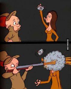 Thank goodness it is duck season.