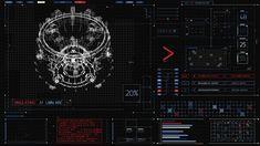James Bond 007 Skyfall FUI by TheZeis