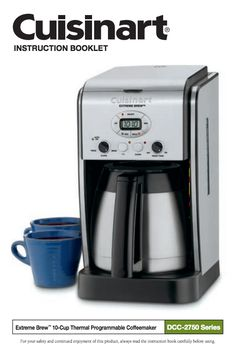 32 Best Coffeemaker Manuals images | Espresso maker, Coffee making