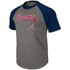 Atlanta Braves Record Holder Raglan T-Shirt - MLB.com Shop