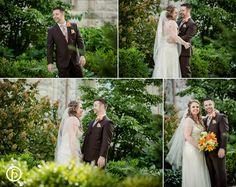 Castle Tea Room Wedding | freelandphotography.com