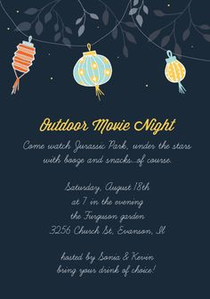 Ceo invitations in creme steps online guest list and wedding story glowing lanterns by petra kern hand painted design greenvelope stopboris Image collections