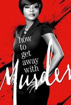 Poster van How to Get Away with Murder