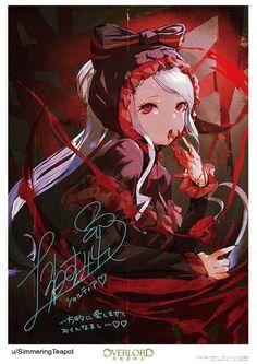 Япония Аниме • Overlord