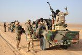 French troops talk with Malian soldiers outside Bourem, in northern Mali, on Sunday, Feb. 17, 2013. (AP Photo/Pascal Guyot, Pool)  Northern Mali a breeding ground for terrorists long before the current crisis