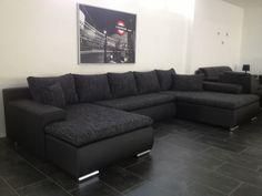 Aktion neu sofa couch wohnlandschaft korpus lederimitat neu 17 lagerverkauf pinterest couch for Sofa lagerverkauf