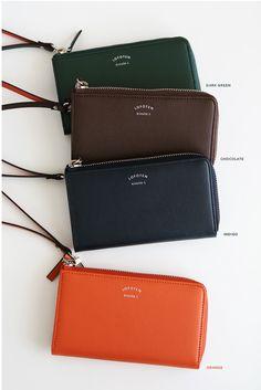 Zip Up Smartphone Wallet v2