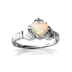 Cladaugh Opal ring - gasp!  I neither have cladaugh  or opal that fits anymore and this is BOTH!!!!