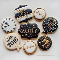 Cookielicious | Decorated Cookies, Natalia Campbell, Wellington, NZ - Cookielicious