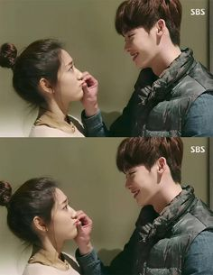Pinocchio ep. 8. Park Shin hye & Lee Jongsuk