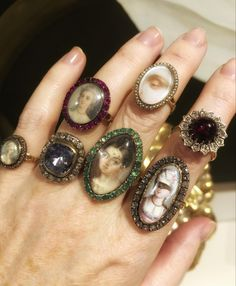 Hippie Jewelry, Cute Jewelry, Jewelry Accessories, Jewlery, Jewelry Art, Vintage Jewelry, Piercings, The Bling Ring, Memento Mori