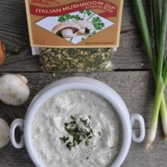 A mild savory blend of mushrooms and Italian spices. Wonderful added to meatloaf & meatballs. For a creamy dressing, combine one pint sour cream, 2-3 tablespoons red wine vinegar and 1-2 teaspoons of herb blend. For vinaigrette, mix 2/3 cup olive oil, 1/3 cup vinegar and 1-2 tablespoons of herb blend.