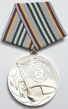 GDR Jubilee Medal 30 Years of the National Peoples Army - Orders, decorations, and medals of East Germany - Wikipedia