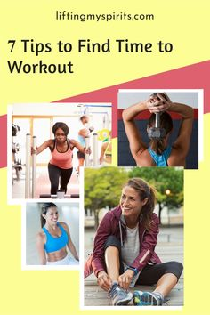We all know it's important to exercise, but carving out that time can be the most immediate obstacle. Here are 7 tips to help you do it!.#getfittips #getinshape#fitover40#fitover50#selfcare 30 Minute Workout, Gym Workout Tips, Fun Workouts, Workout Routines, Fitness Goals, Fitness Motivation, Fitness Blogs, Fit Over 40, Fitness Tips For Women