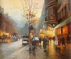 Image result for gleb goloubetski paintings