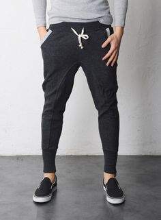 Mens Another Dick Slim-Baggy Jersey Pants at Fabrixquare ($22.00) - Svpply