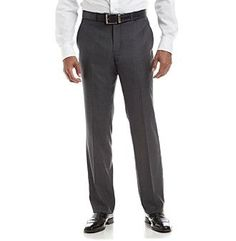 Kenneth Cole New York® Men's Charcoal Slim-Fit Suit Separates Pants