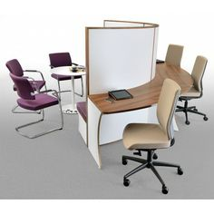 Office Furniture Solutions - Office Fit Out Experts Cool Office Desk, Modern Office Desk, Office Fit Out, School Furniture, Office Furniture, System Furniture, Furniture Design, Executive Office Desk, Study Space