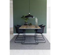 Humphrey Spisebordsstol - Sort - Spisebordsstol i sort plast