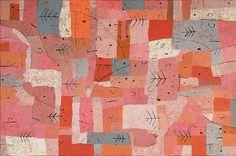 Alec Baker, Ngura Piriyakutu (Country in Spring),  acrylic on canvas, 101.5 x 152.5 cm. Desert Mob 2014, Araluen Art Center, Alice Springs.