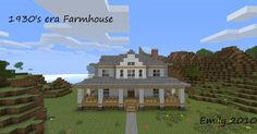 Thank you for visiting minecraft simple farmhouse beautiful minecraft farm houses Minecraft Farm House, Minecraft Houses For Girls, Minecraft Houses Survival, Minecraft House Tutorials, Minecraft Houses Blueprints, Minecraft House Designs, Minecraft Projects, House Blueprints, Minecraft Mansion
