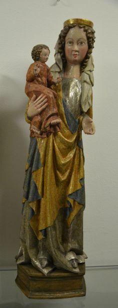 Jabłonicka Madonna z dzieciątkiem w Rzeszowie.  http://www.malopolska24.pl/index.php/2014/02/jablonicka-madonna-z-dzieciatkiem-w-rzeszowie/