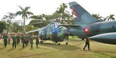 ¡MEGA ESCÁNDALO! Militares Cubanos llegan armados a Colombia apra defender a la FARC ¡MUY GRAVE! – EfectoUniversal