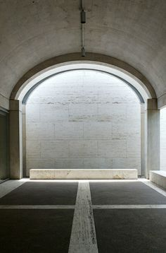 The timless beauty of the Kimbell Art Museum in Fort Worth by  Louis Kahn.